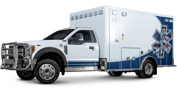 Heavy Duty Build And Price Arrow Ambulances