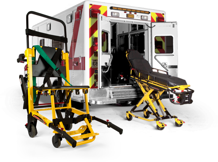 New and Used Stryker EMS Equipment