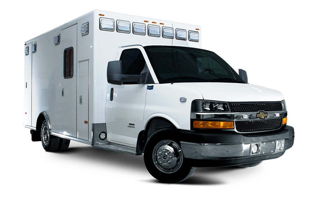 New Ambulances Gen 2