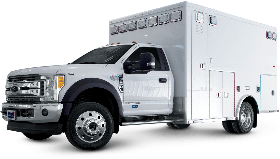Arrow Ambulances | Specializing in New and Remounted Ambulances