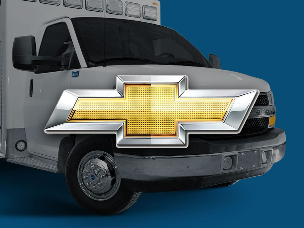 2020 Chevrolet G4500 Type 3 Ambulance For Sale
