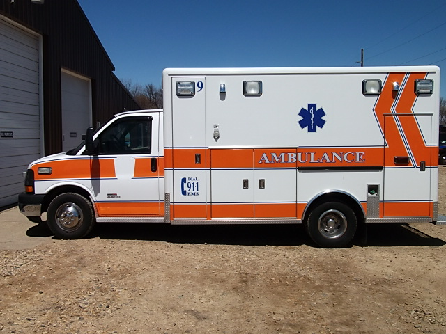 2009 Chevrolet G4500 Type 3 Ambulance For Sale – Picture 5