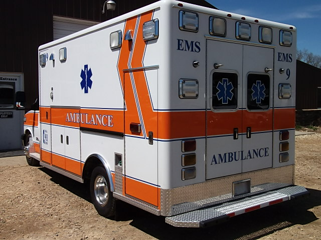 2009 Chevrolet G4500 Type 3 Ambulance For Sale – Picture 6