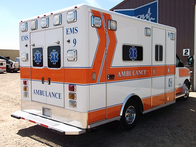 2009 Chevrolet G4500 Type 3 Ambulance For Sale – Picture 7