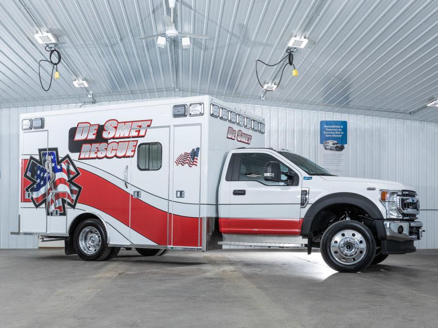 2014 Chevrolet G4500 Type 3 Ambulance