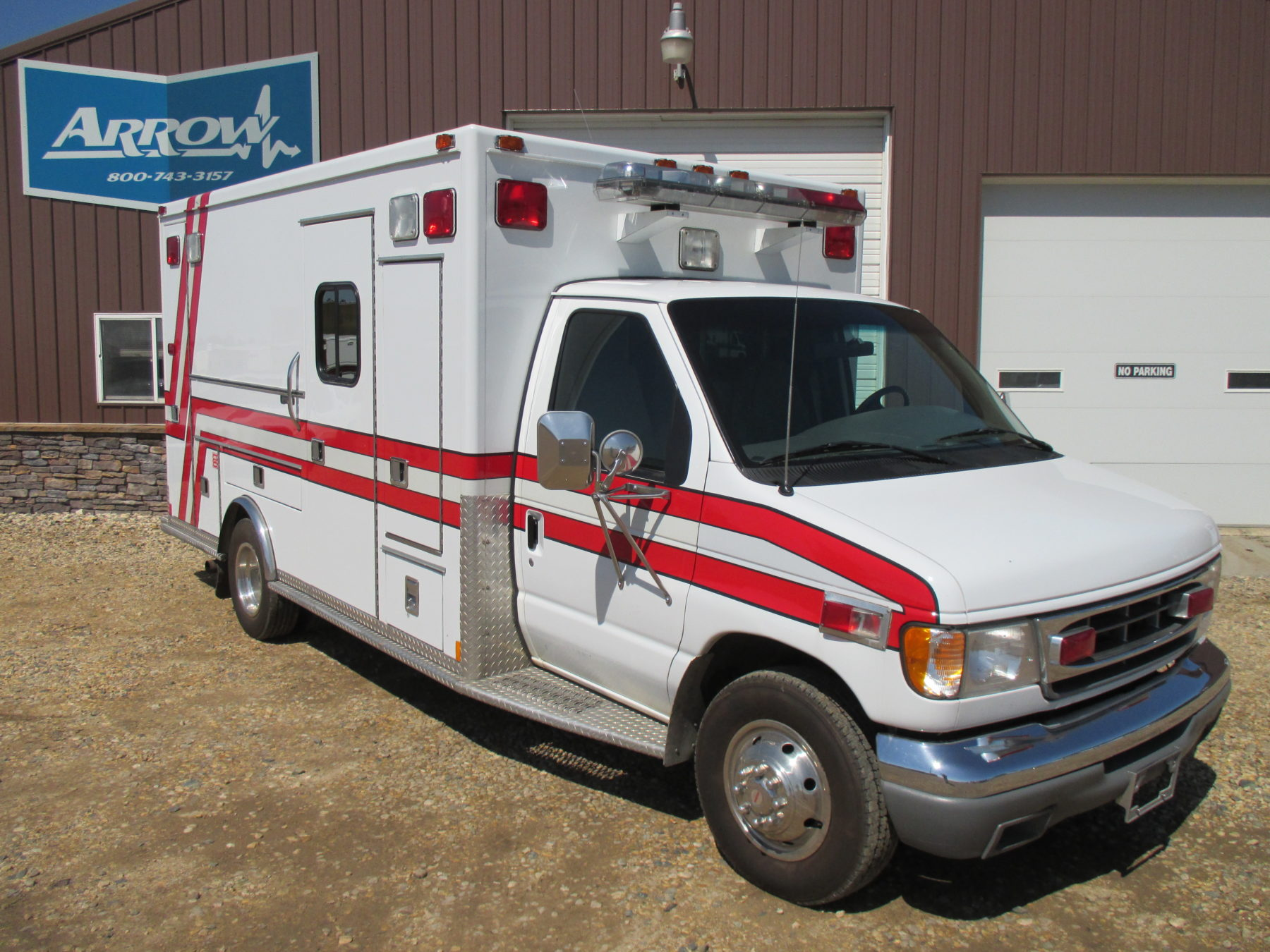 1997 Ford E450 Type 3 Ambulance For Sale – Picture 3