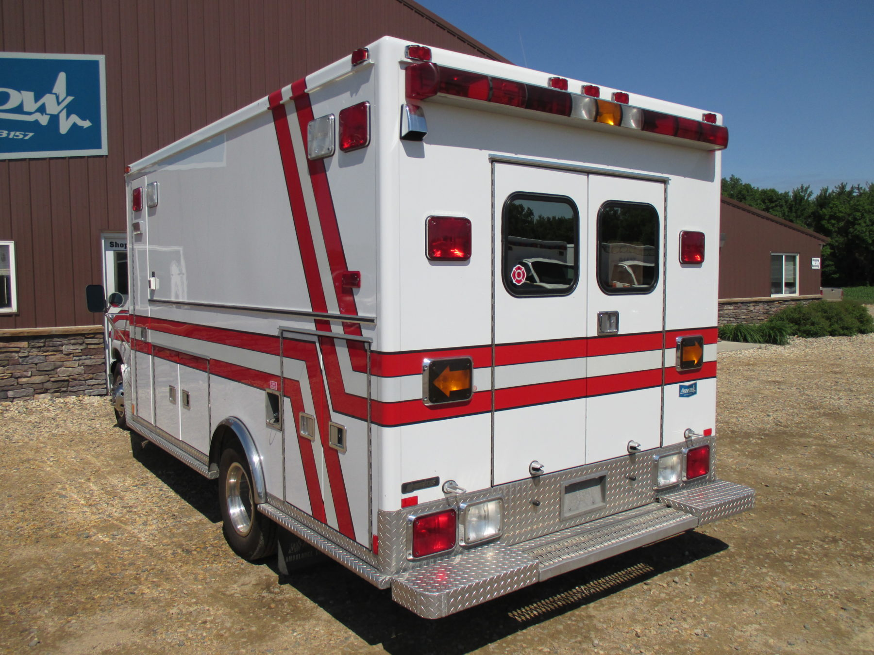1997 Ford E450 Type 3 Ambulance For Sale – Picture 7