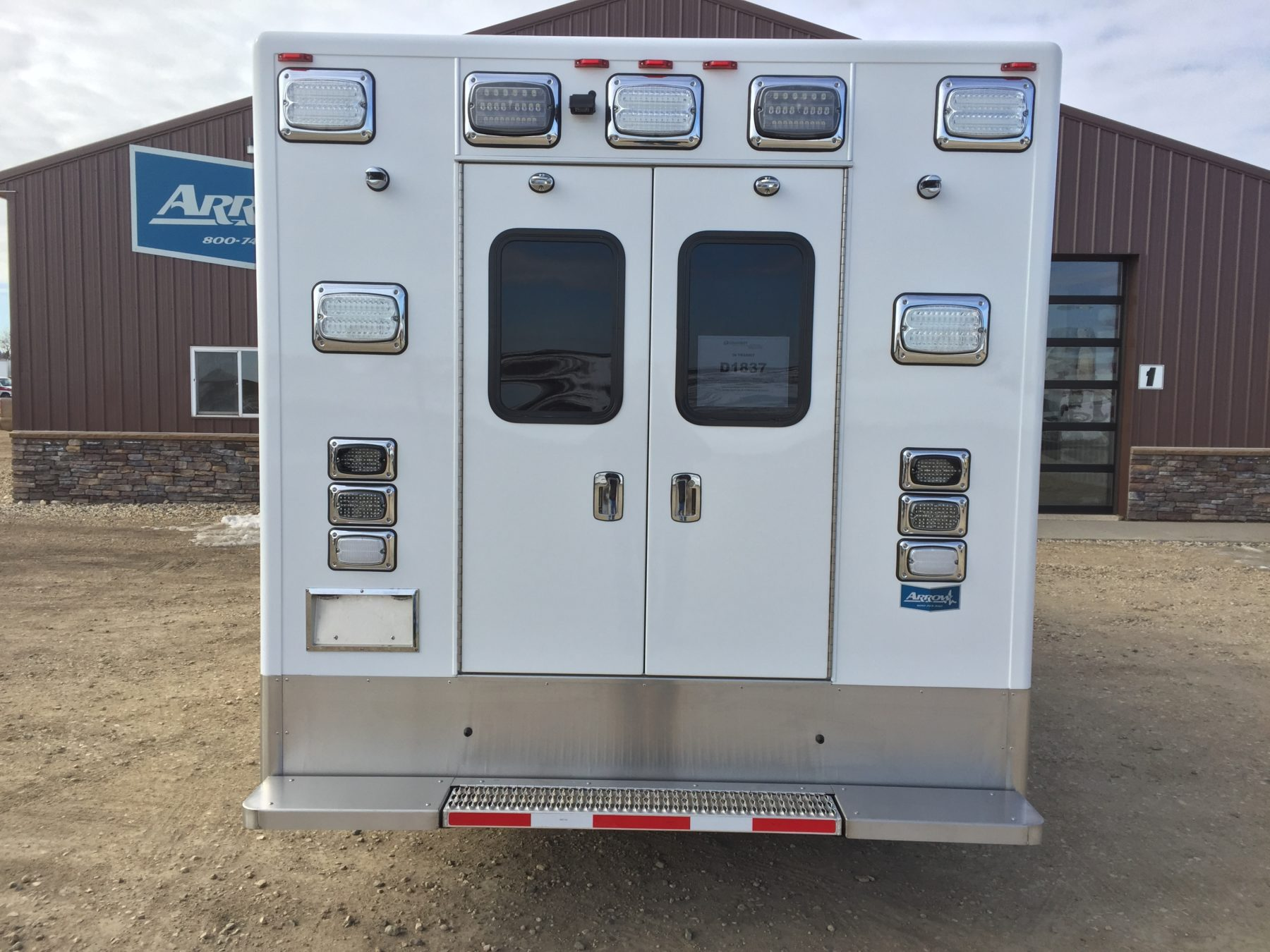 2017 Ram 4500 4x4 Heavy Duty Ambulance For Sale – Picture 10