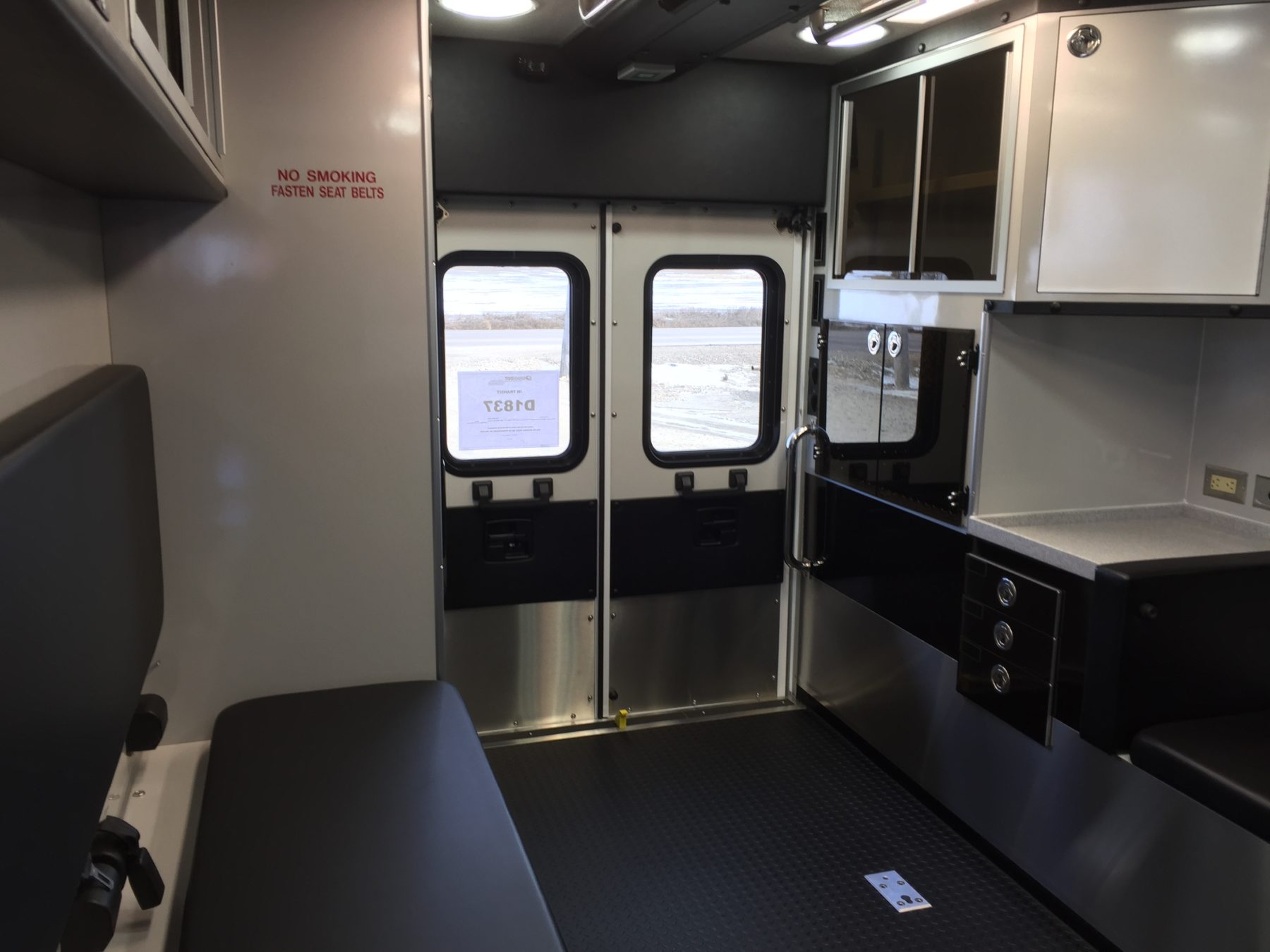 2017 Ram 4500 4x4 Heavy Duty Ambulance For Sale – Picture 15