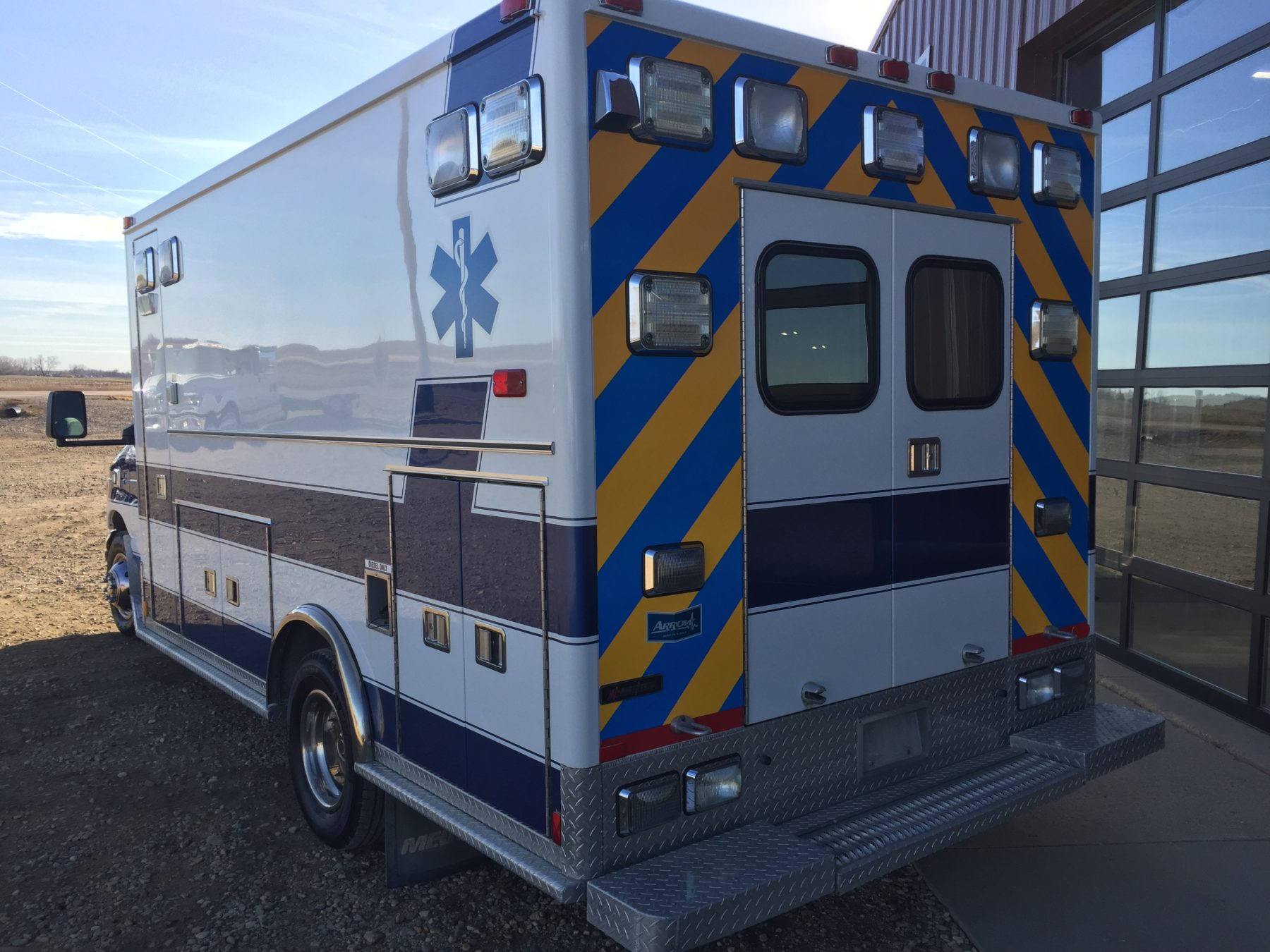 2000 Ford E450 Type 3 Ambulance For Sale – Picture 6