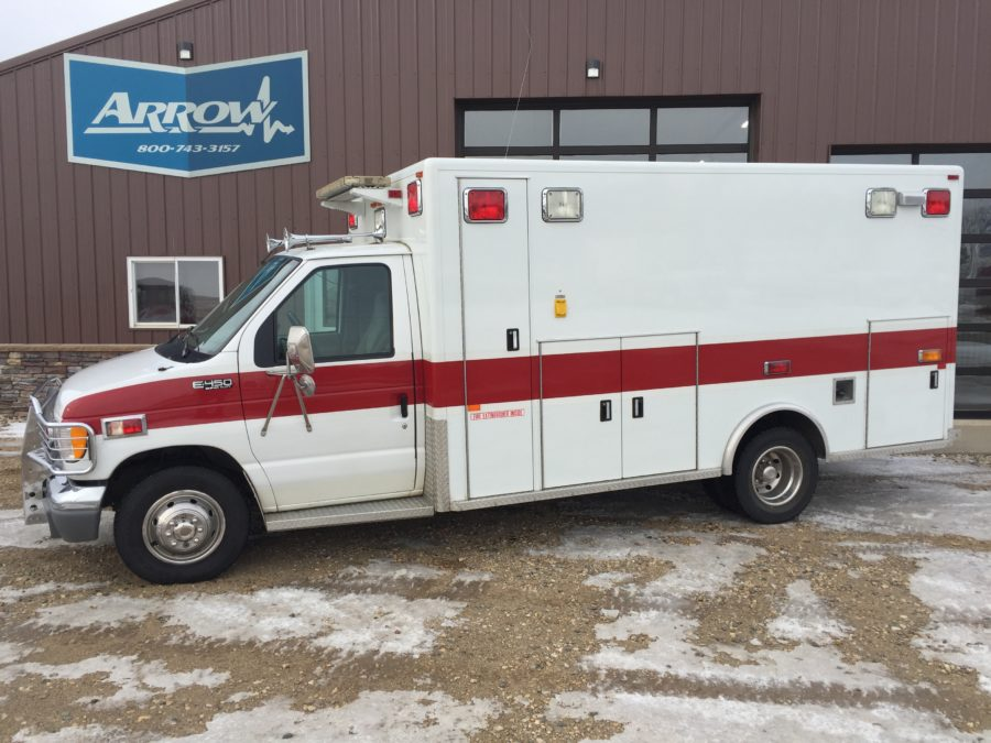 1999 Ford E450 Type 3 Ambulance For Sale