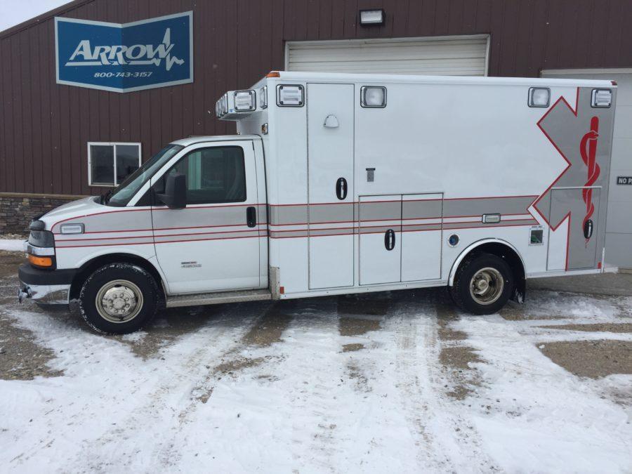 2013 Chevrolet G4500 Type 3 Ambulance