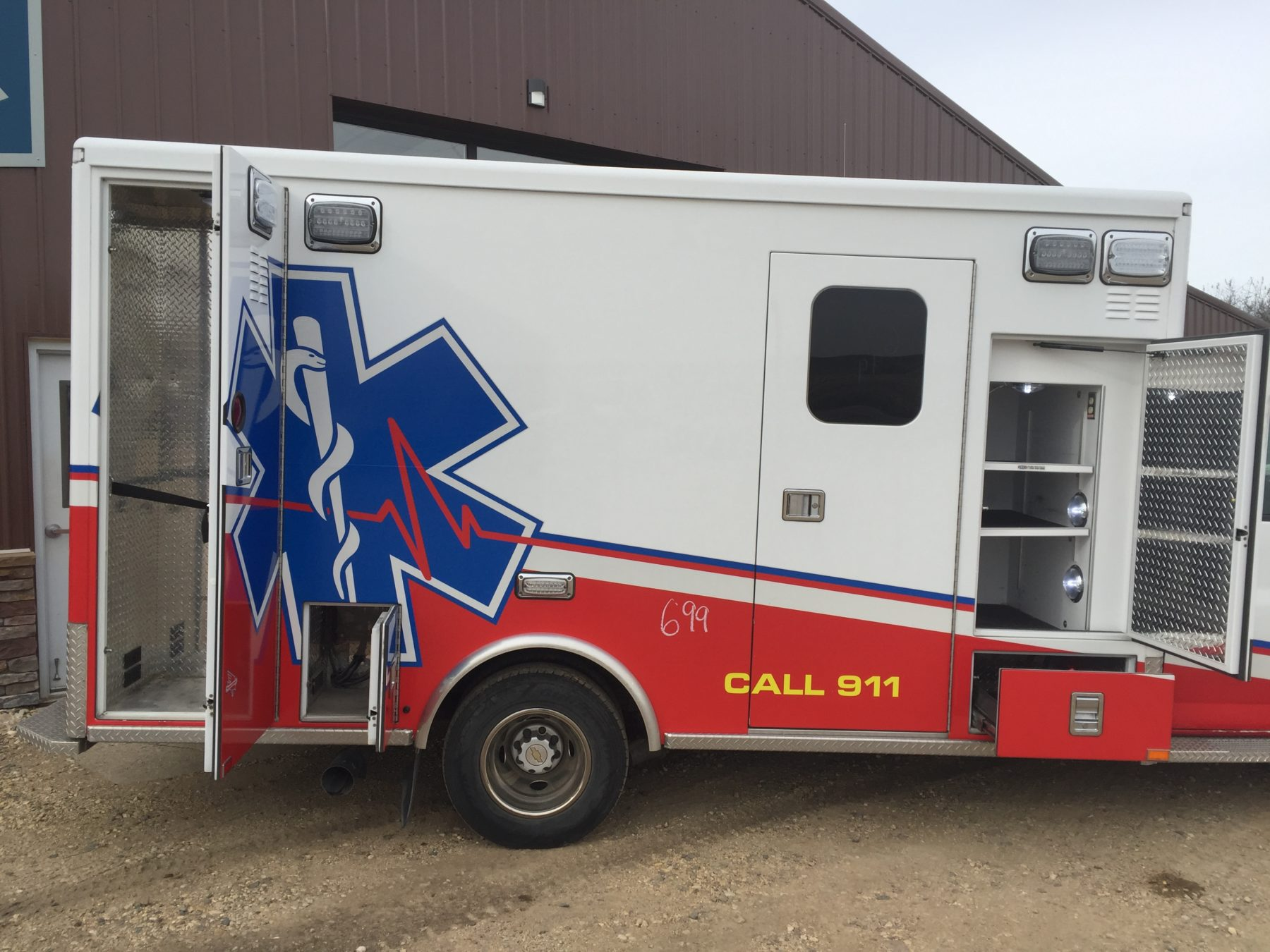 2012 Chevrolet G4500 Type 3 Ambulance For Sale – Picture 6