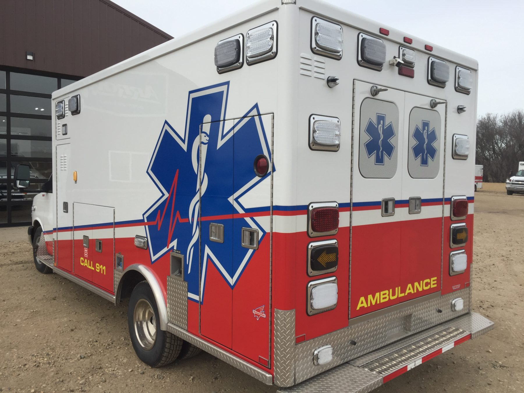2012 Chevrolet G4500 Type 3 Ambulance For Sale – Picture 1