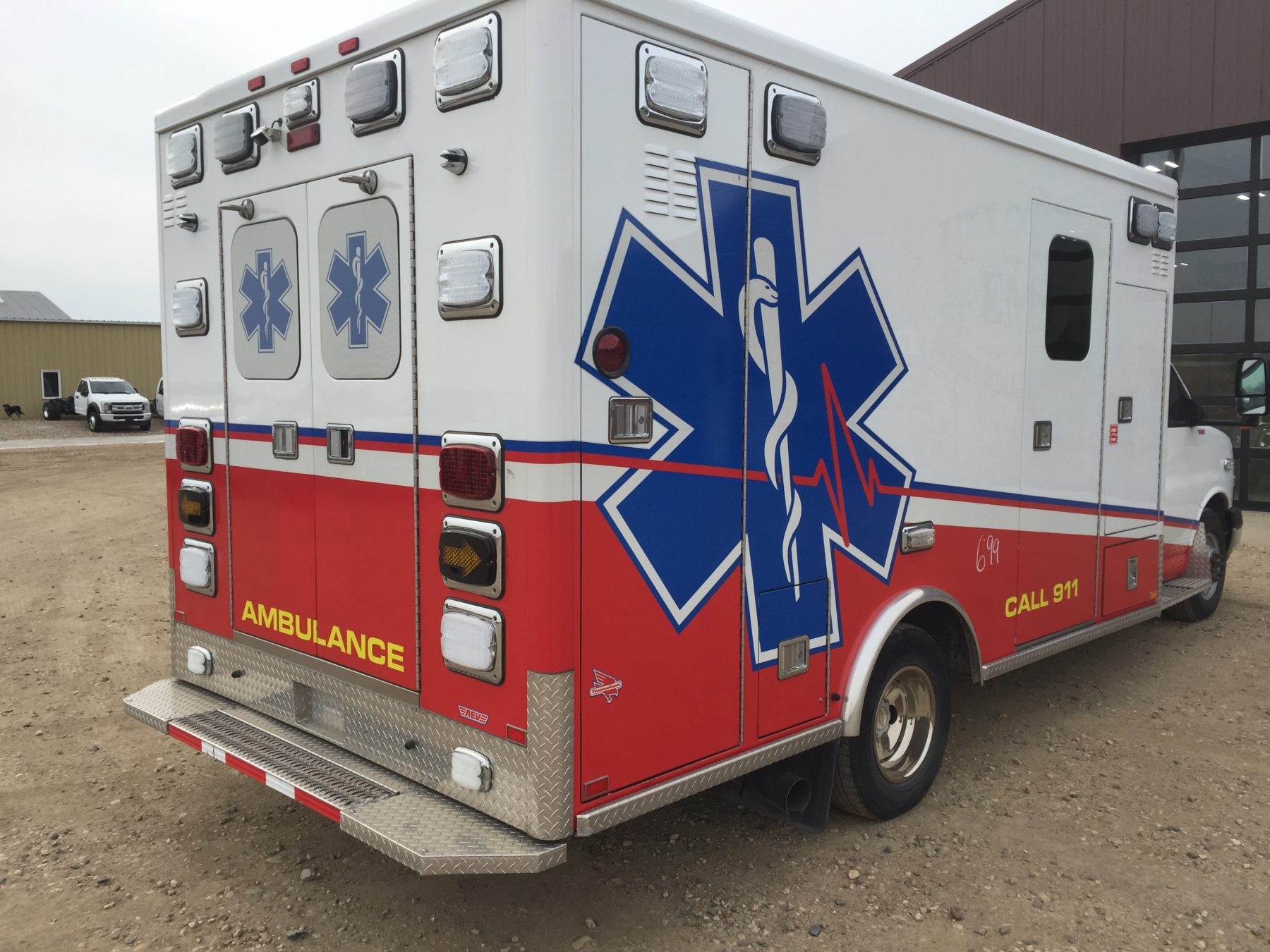 2012 Chevrolet G4500 Type 3 Ambulance For Sale – Picture 14