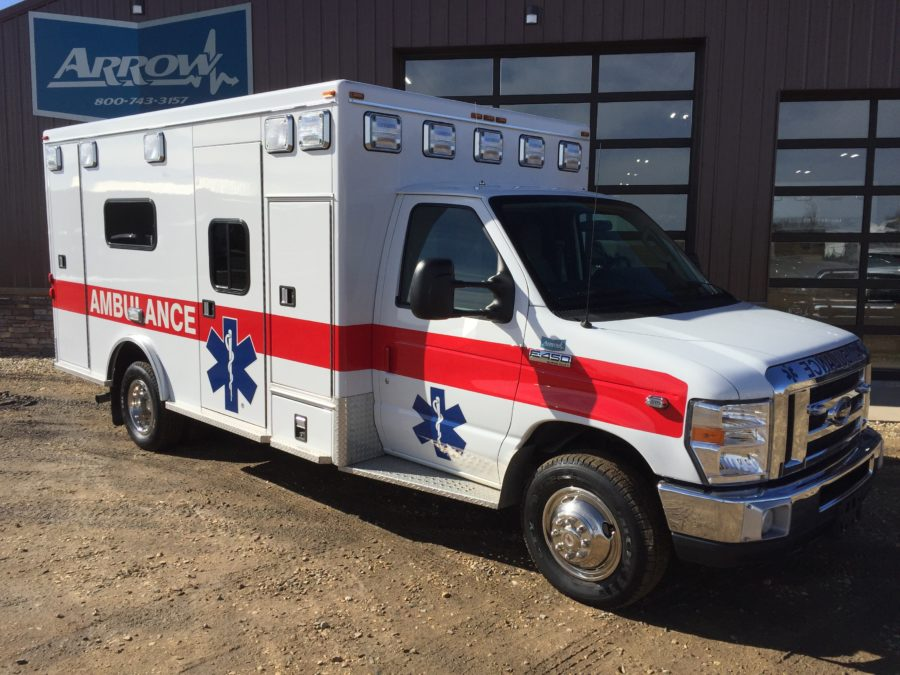 2012 Ford E450 Type 3 Ambulance For Sale