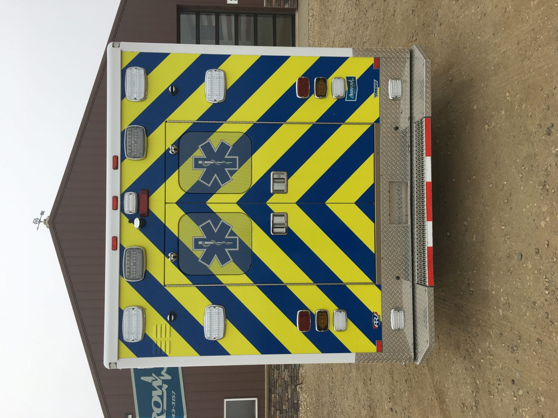 2012 Chevrolet G4500 Type 3 Ambulance For Sale – Picture 7