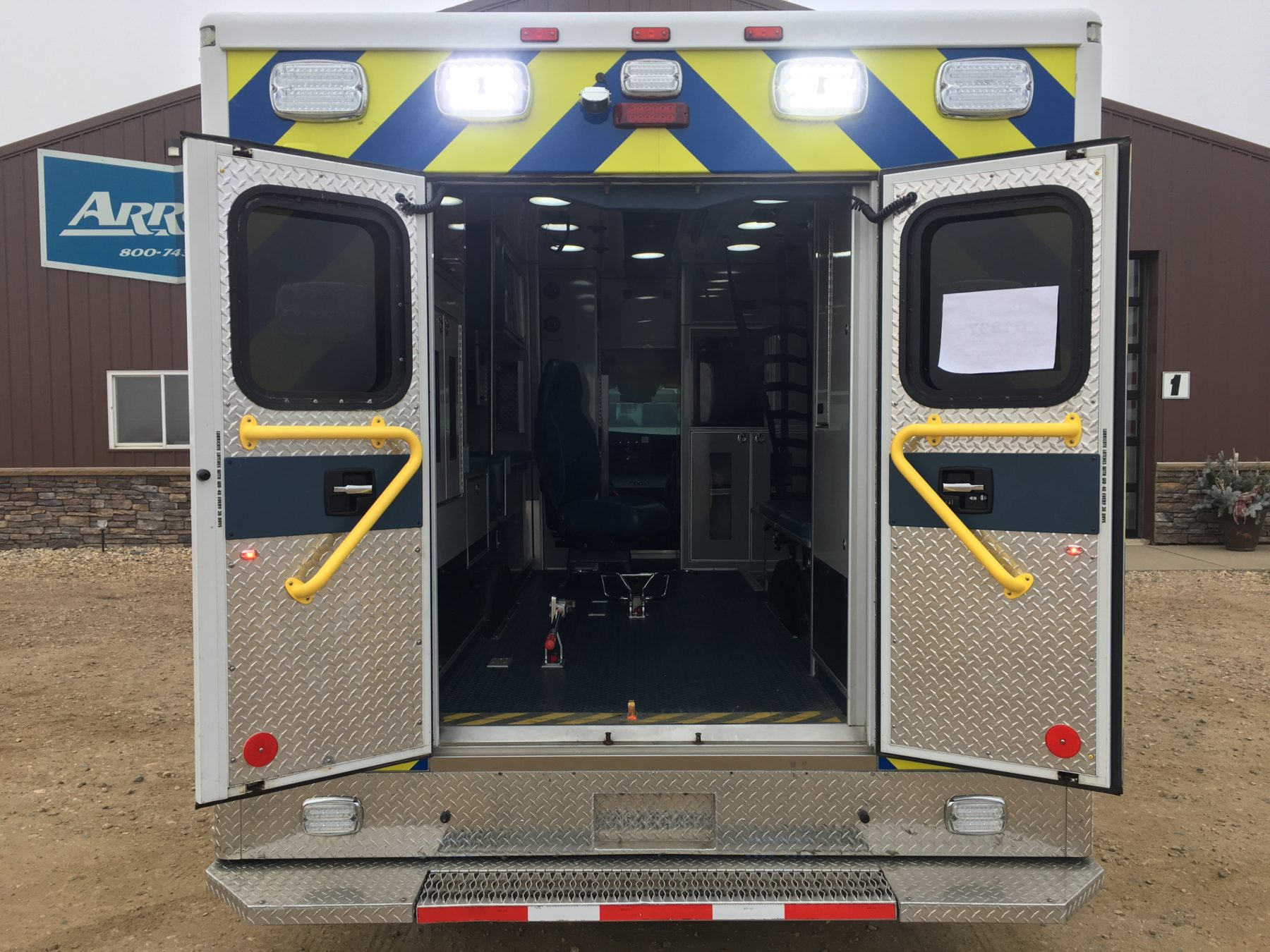 2012 Chevrolet G4500 Type 3 Ambulance For Sale – Picture 8