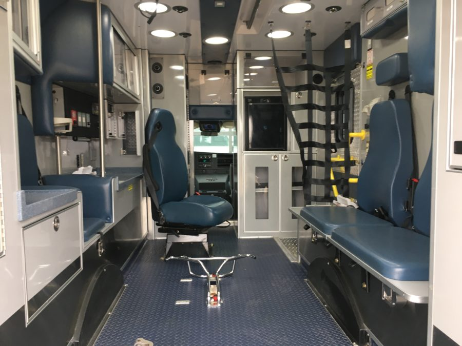 2012 Chevrolet G4500 Type 3 Ambulance For Sale – Picture 2