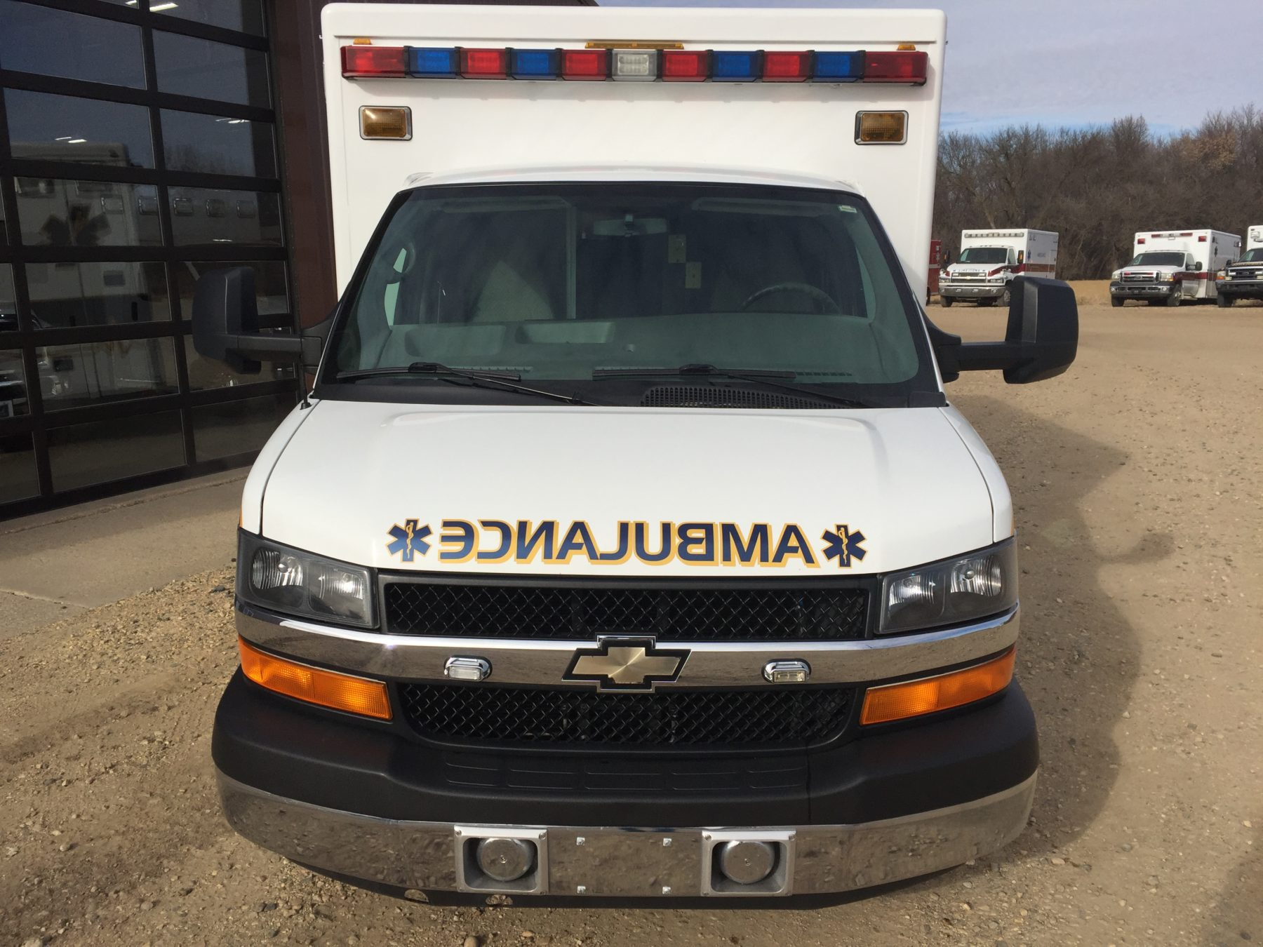 2010 Chevrolet G4500 Type 3 Ambulance For Sale – Picture 5