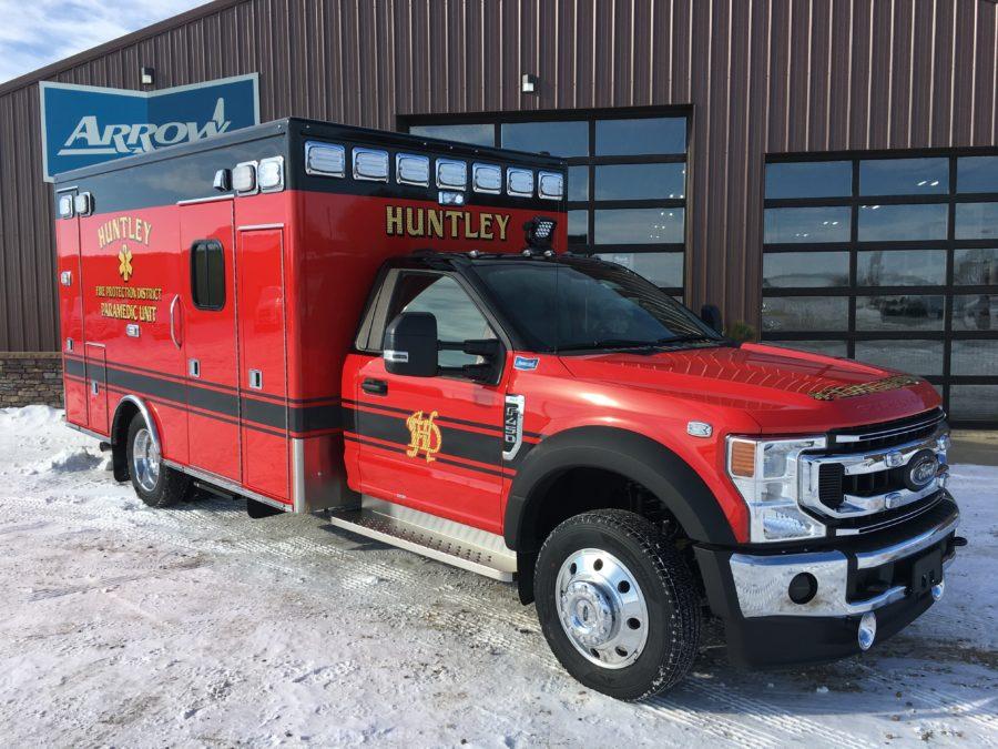 2019 Ford F450 Heavy Duty Ambulance
