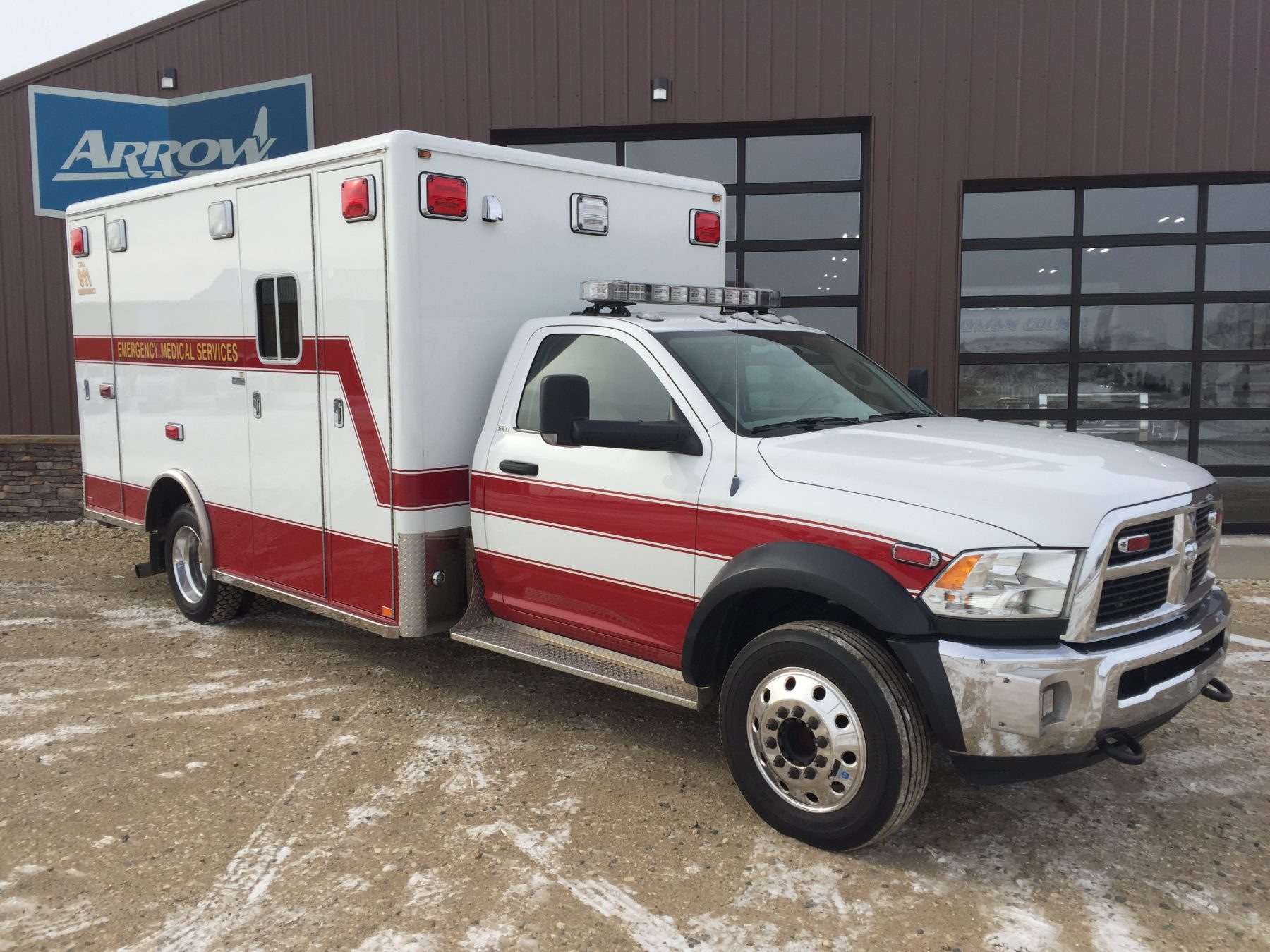 2012 Dodge 4500 Type 1 Ambulance For Sale – Picture 3