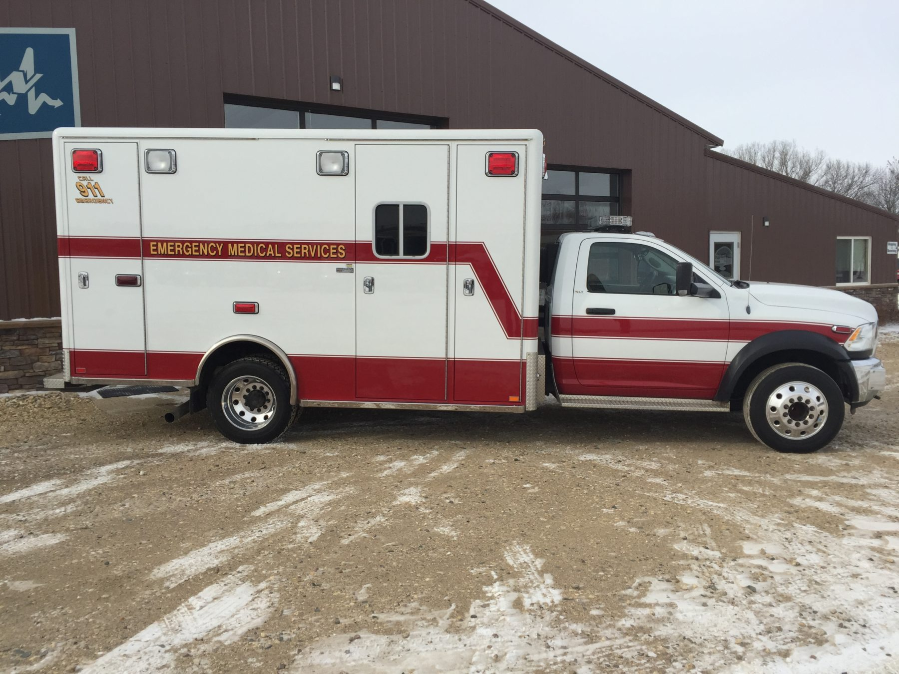 2012 Dodge 4500 Heavy Duty Ambulance For Sale – Picture 4