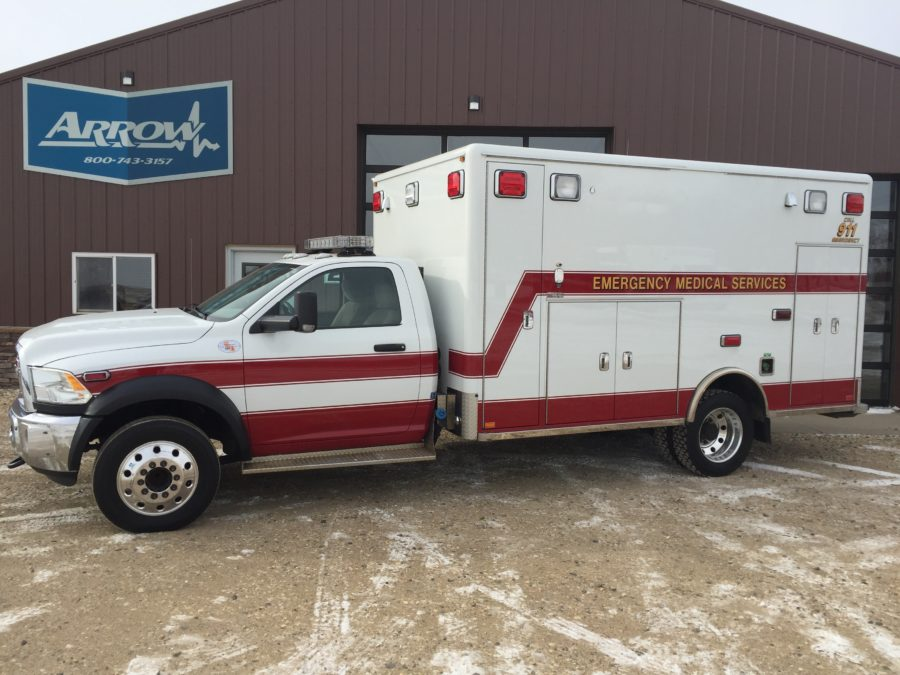 2012 Dodge 4500 Type 1 Ambulance For Sale