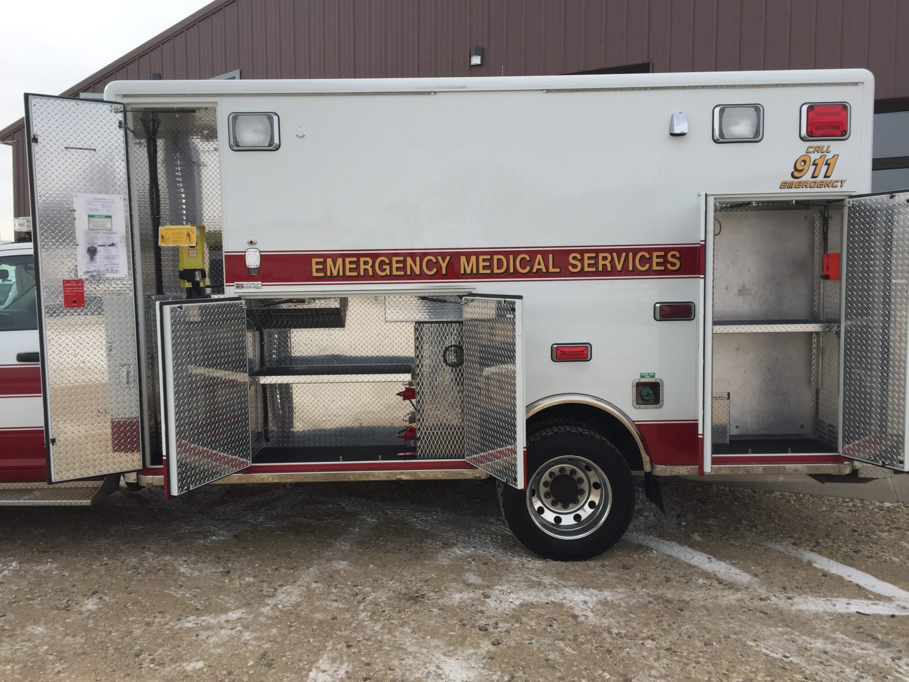 2012 Dodge 4500 Heavy Duty Ambulance For Sale – Picture 6