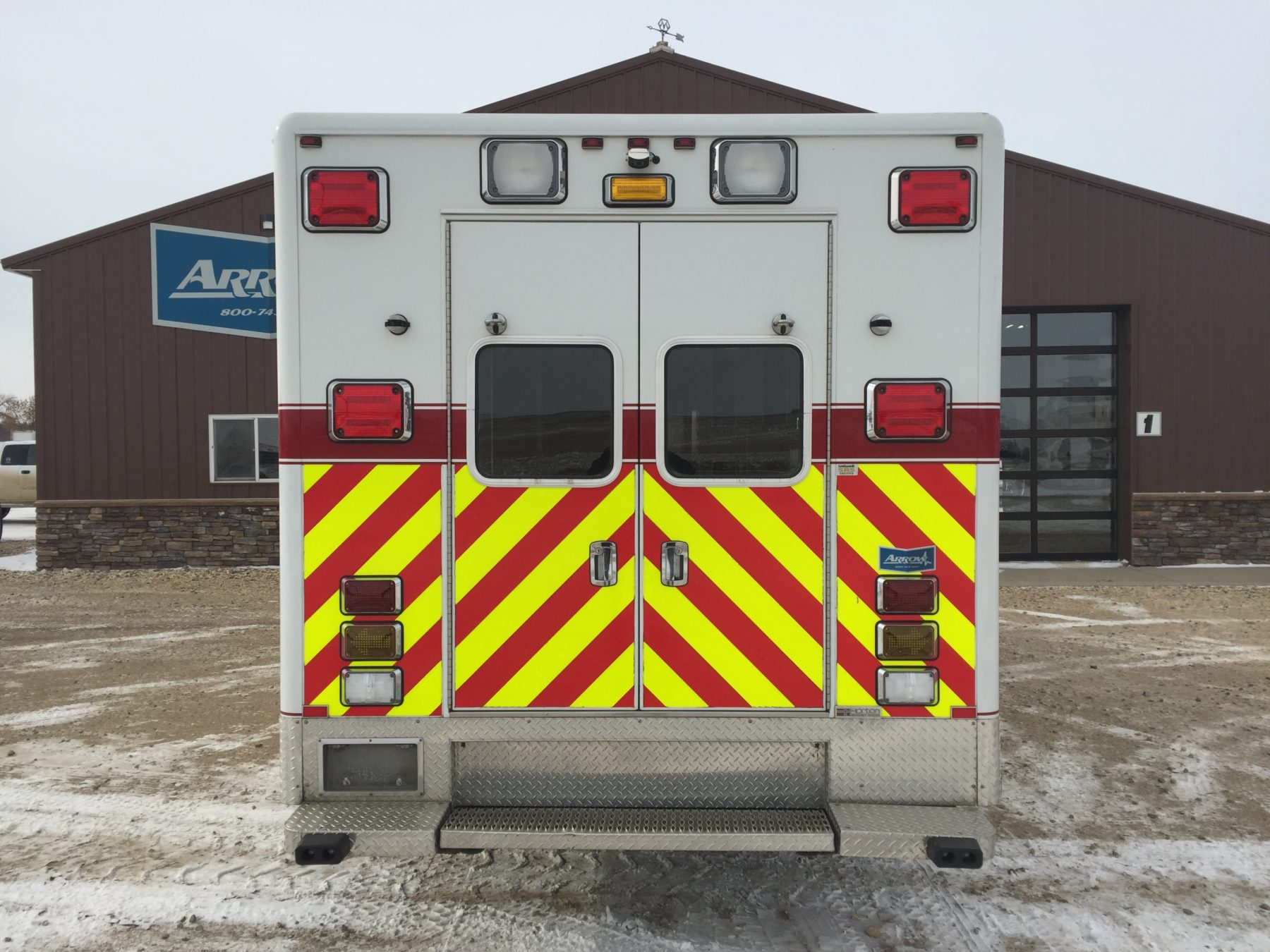 2012 Dodge 4500 Type 1 Ambulance For Sale – Picture 8