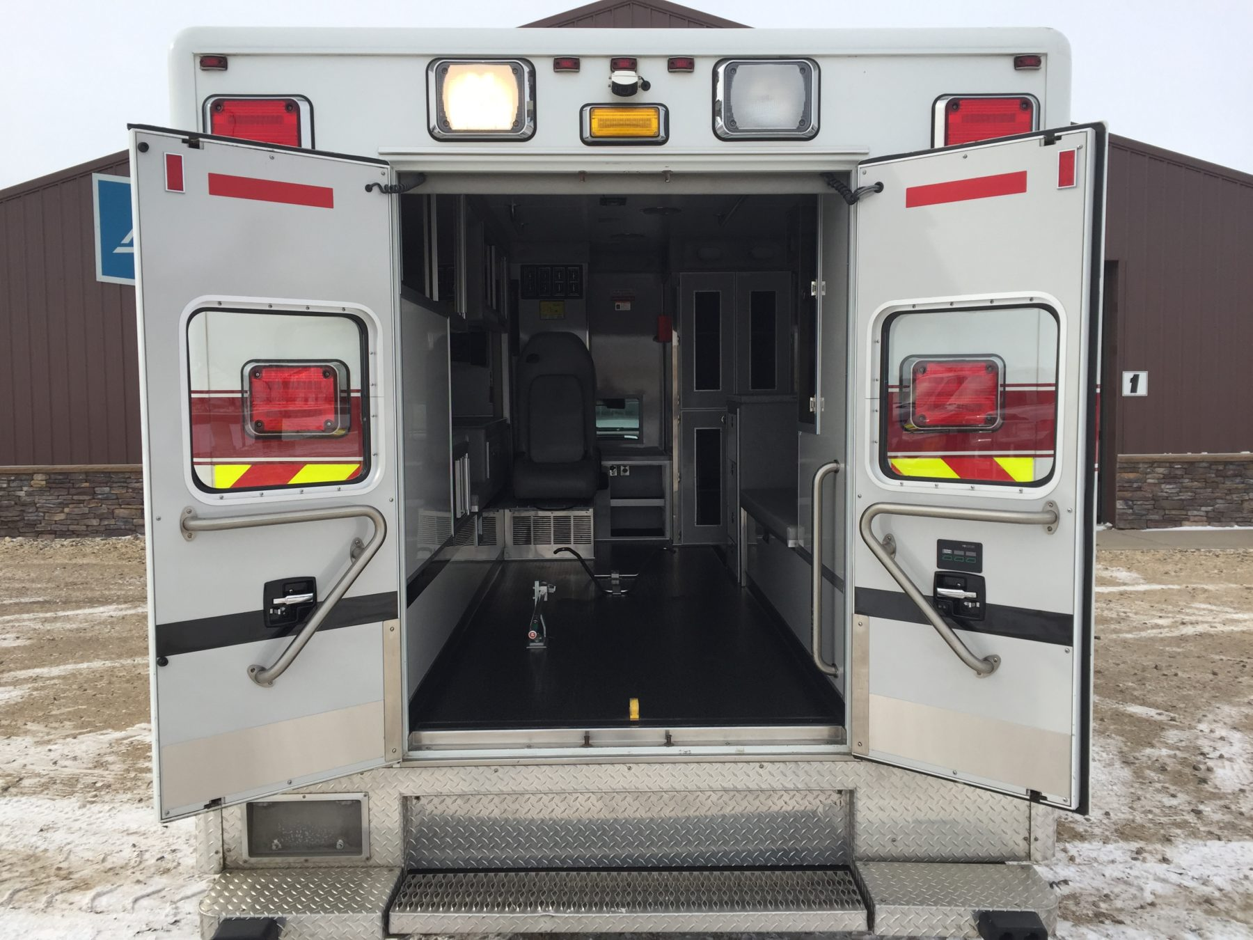 2012 Dodge 4500 Heavy Duty Ambulance For Sale – Picture 10