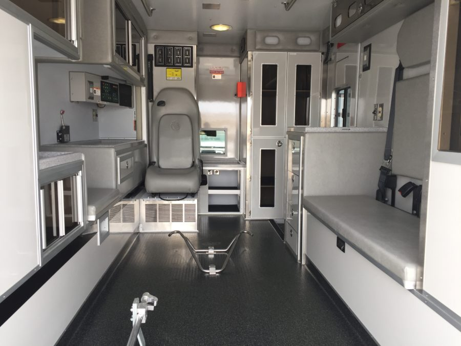 2012 Dodge 4500 Heavy Duty Ambulance For Sale – Picture 2
