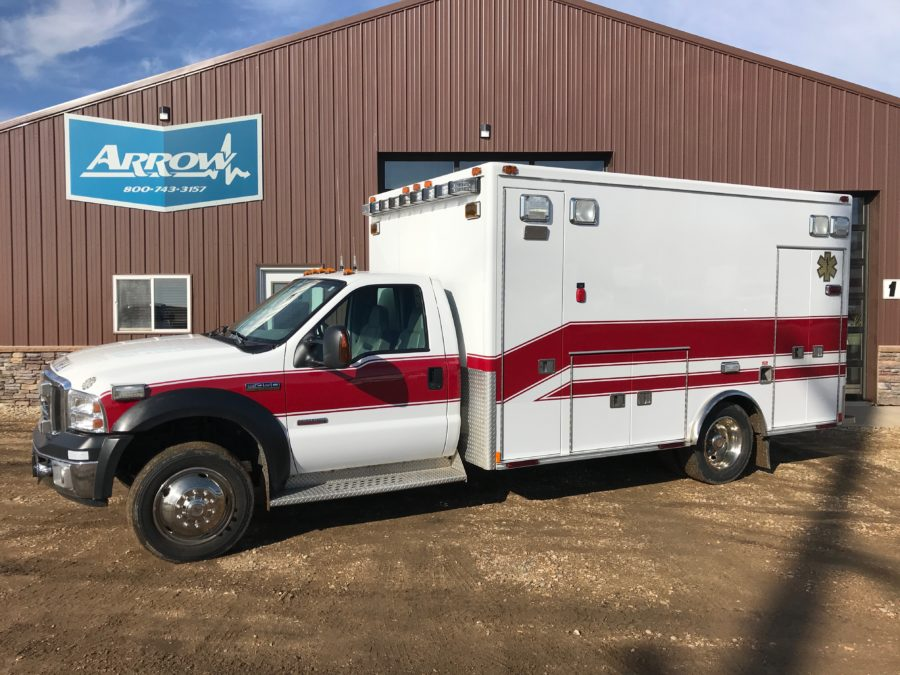 2007 Ford F450 Type 1 Ambulance For Sale