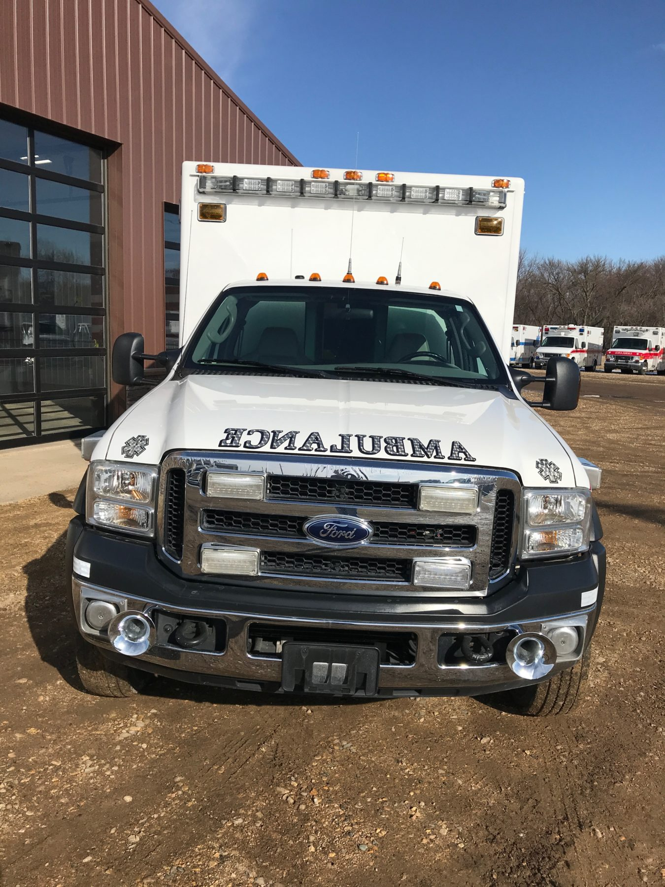 2007 Ford F450 Type 1 Ambulance For Sale – Picture 7