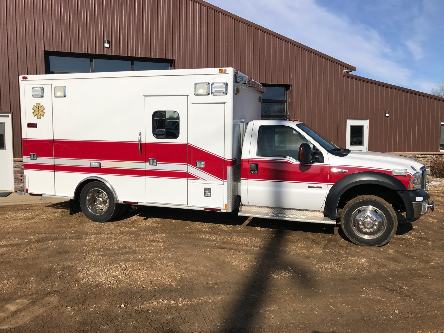 2007 Ford F450 Type 1 Ambulance For Sale – Picture 4