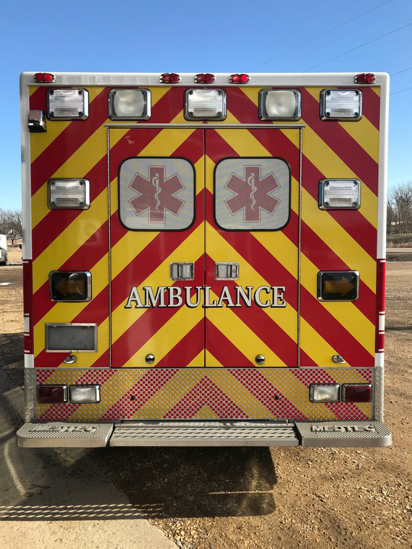 2007 Ford F450 Type 1 Ambulance For Sale – Picture 8