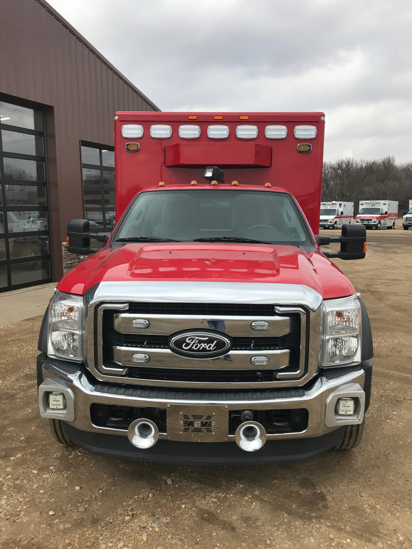 2012 Ford F550 4x4 Type 1 Ambulance For Sale – Picture 6