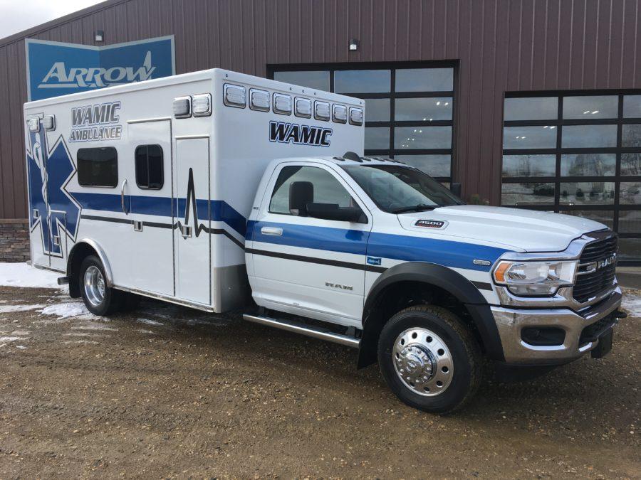 2020 Ram 4500 Heavy Duty 4x4 Ambulance