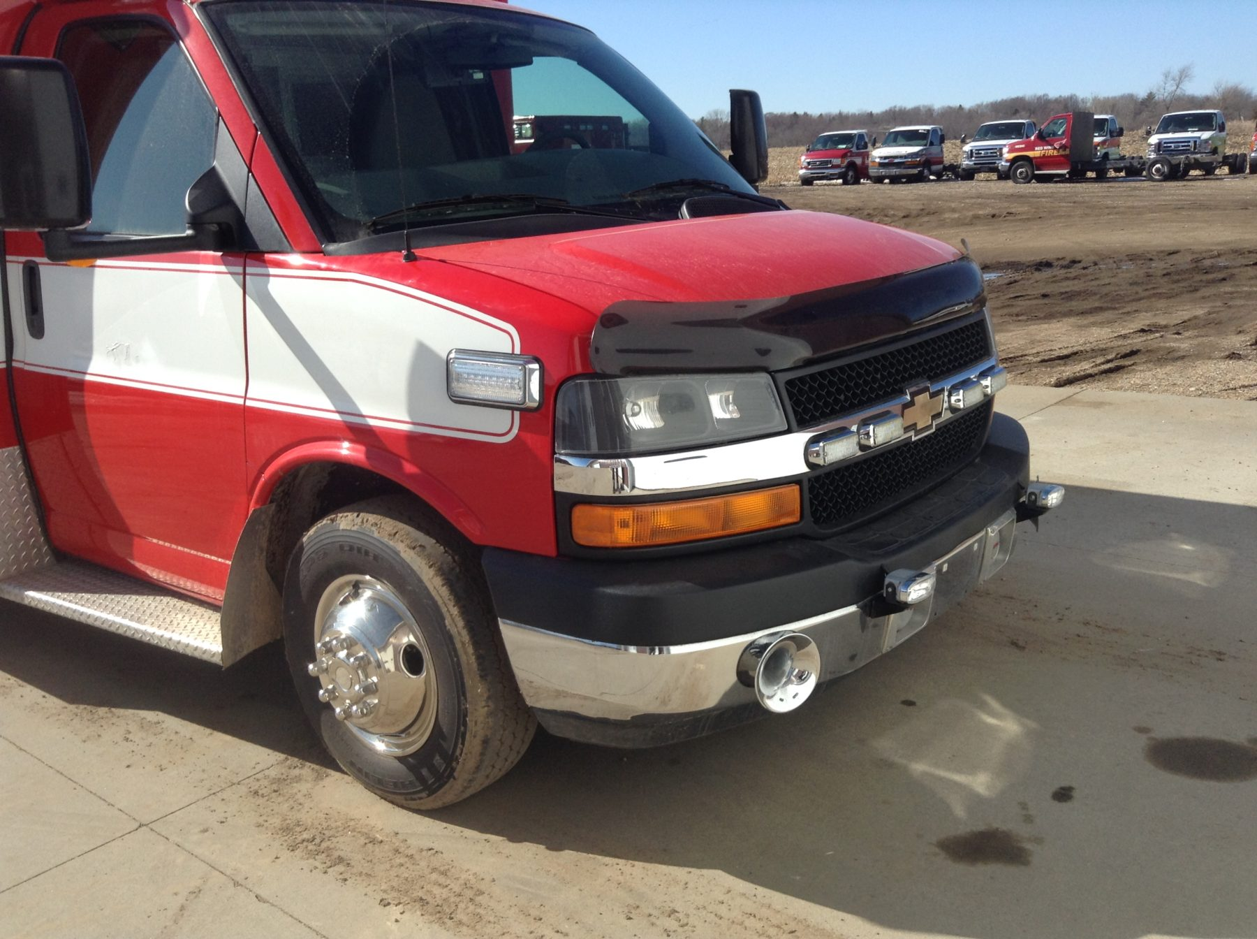2011 Chevrolet G4500 Type 3 Ambulance For Sale – Picture 4