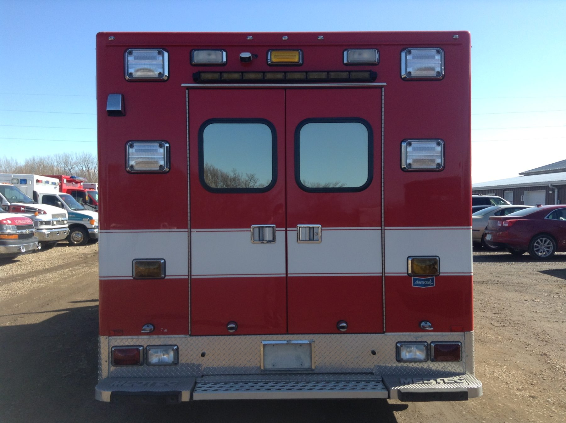 2011 Chevrolet G4500 Type 3 Ambulance For Sale – Picture 6