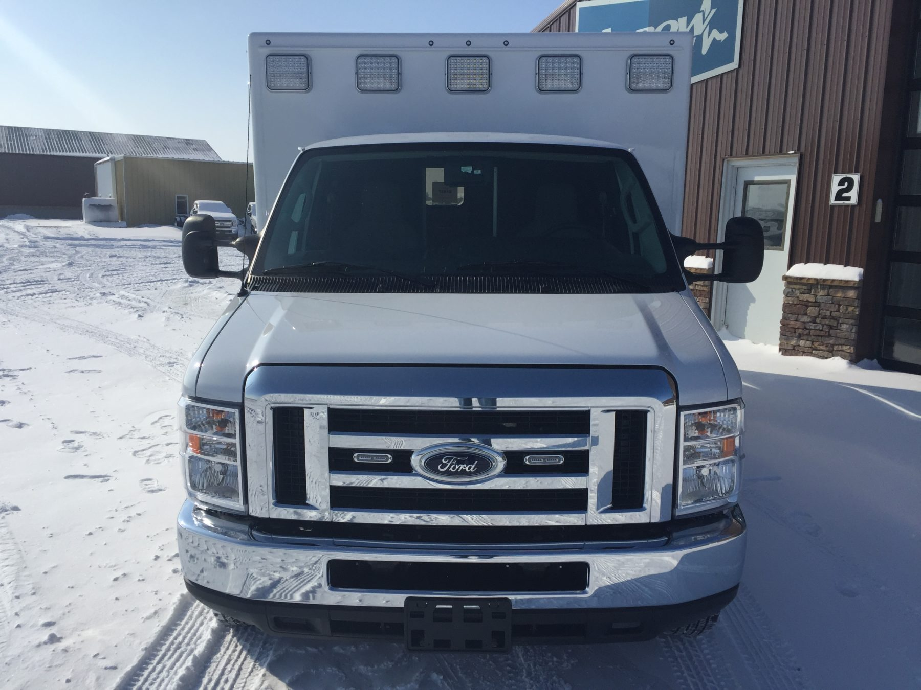 2019 Ford E450 Type 3 Ambulance For Sale – Picture 7