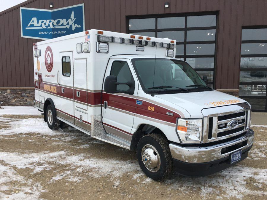 2011 Chevrolet G4500 Type 3 Ambulance