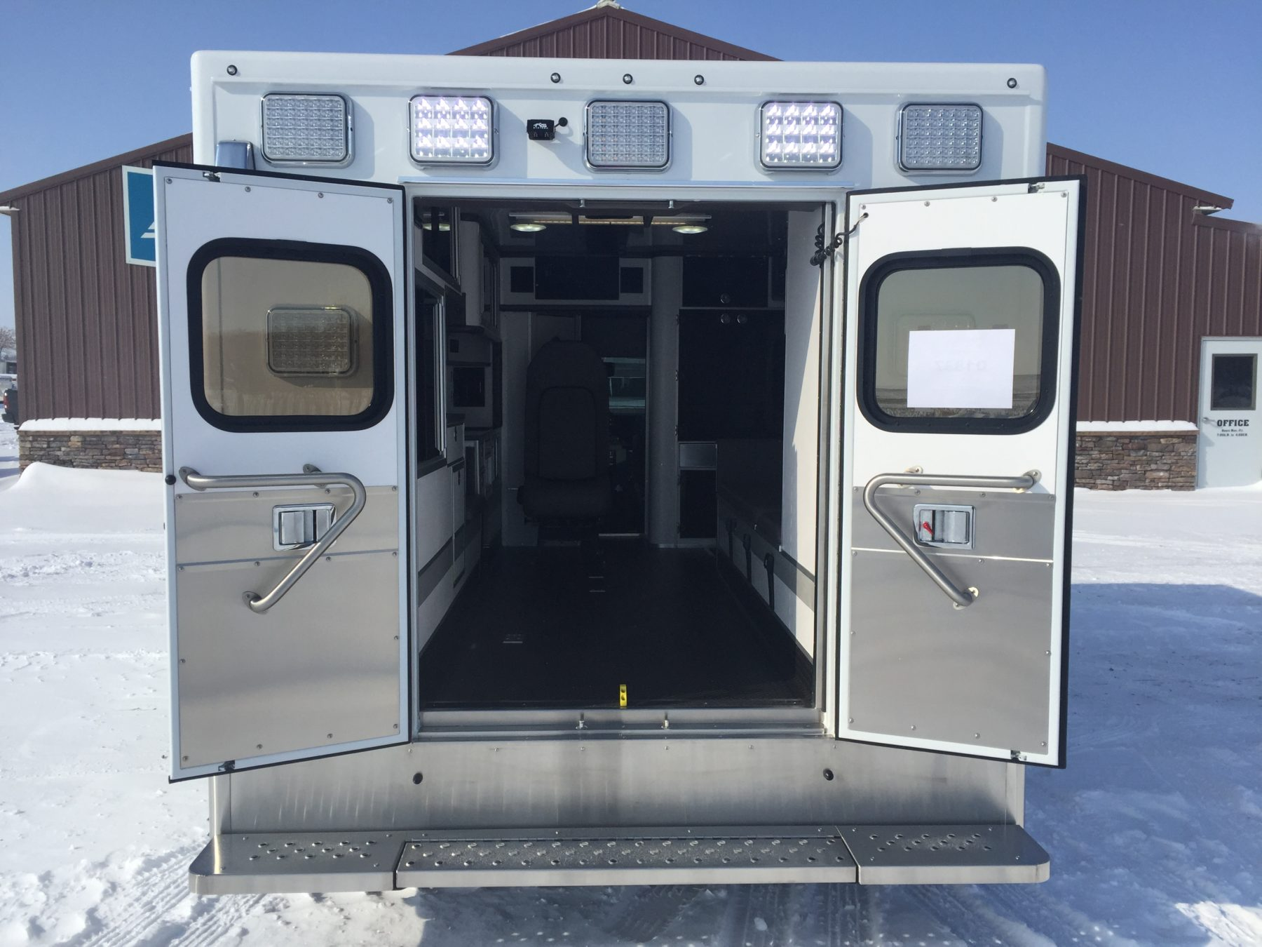 2019 Ford E450 Type 3 Ambulance For Sale – Picture 9