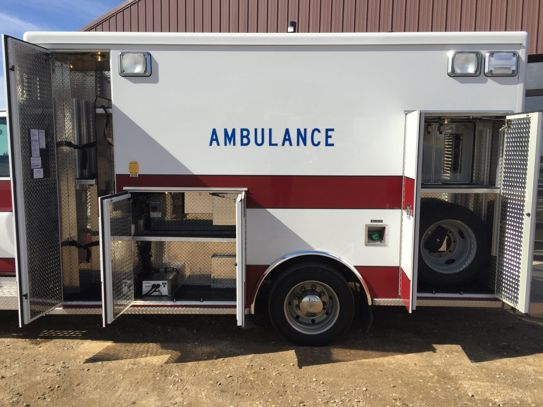 2009 Chevrolet C4500 Heavy Duty Ambulance For Sale – Picture 9