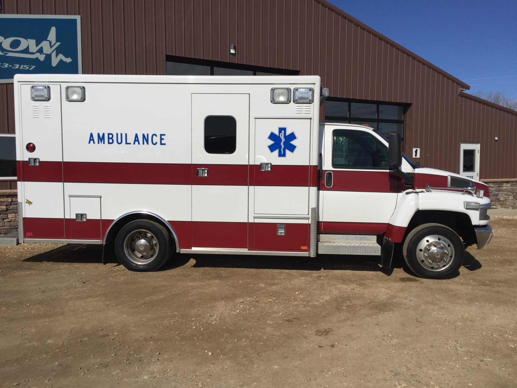 2009 Chevrolet C4500 Heavy Duty Ambulance For Sale – Picture 4