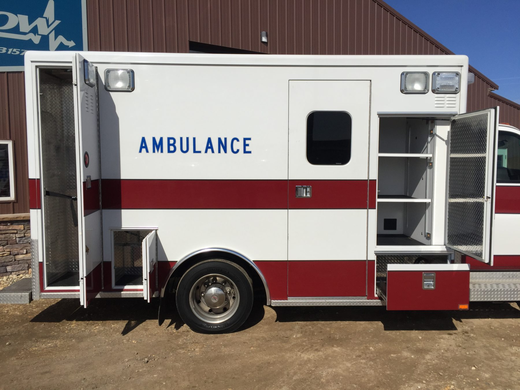 2009 Chevrolet C4500 Heavy Duty Ambulance For Sale – Picture 10