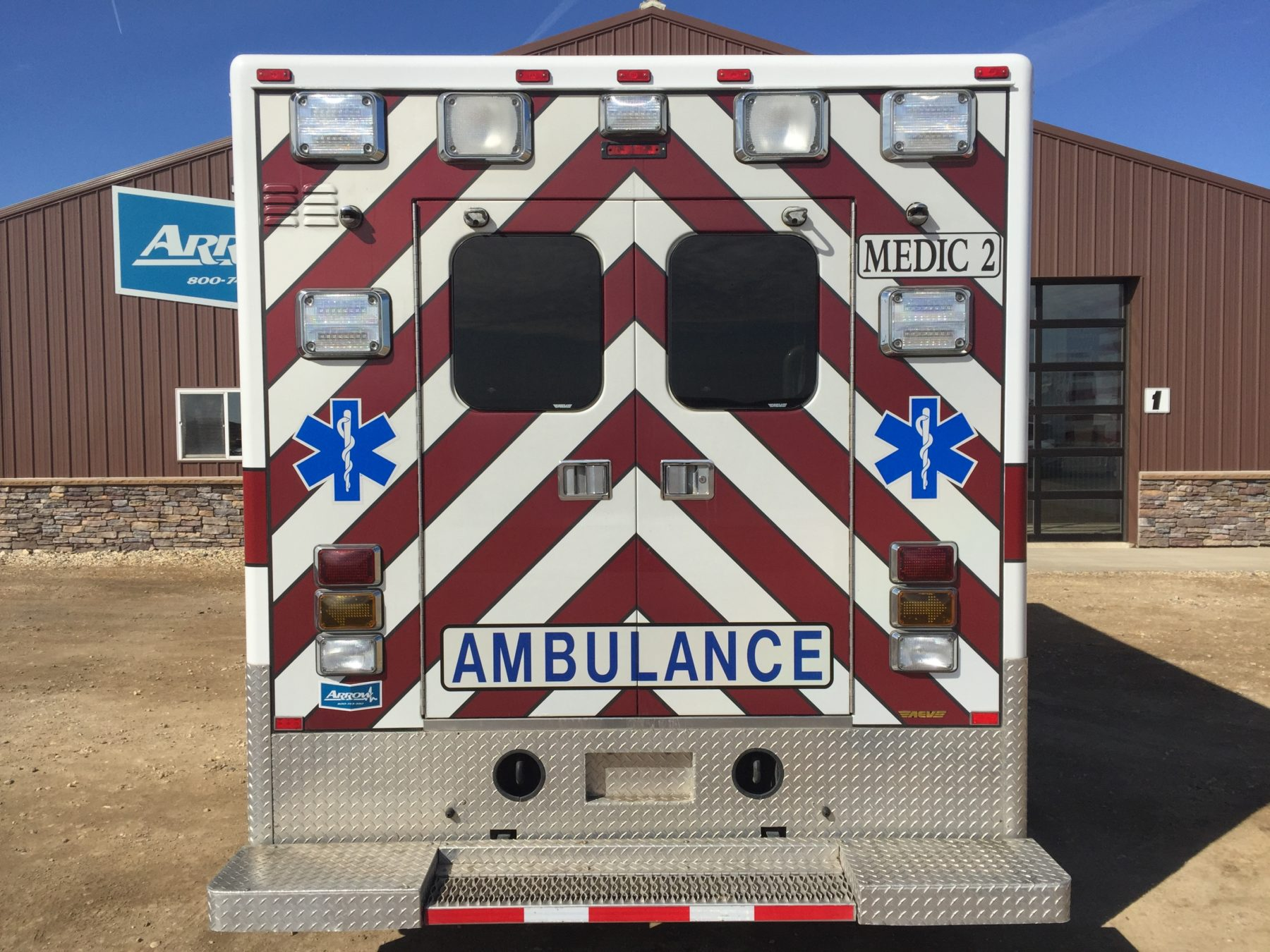 2009 Chevrolet C4500 Heavy Duty Ambulance For Sale – Picture 7