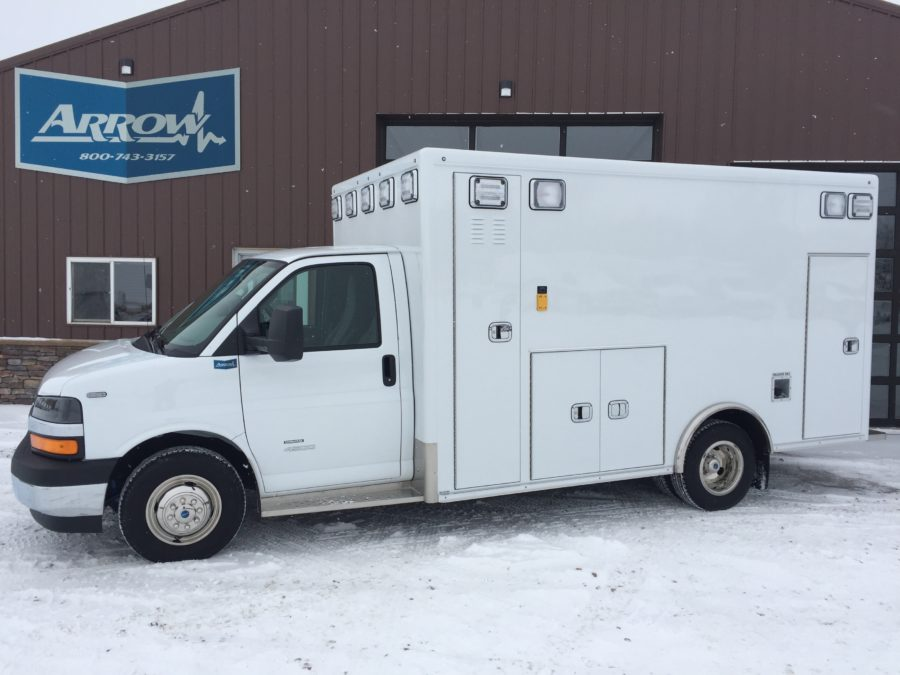 2018 Chevrolet G4500 Type 3 Ambulance For Sale