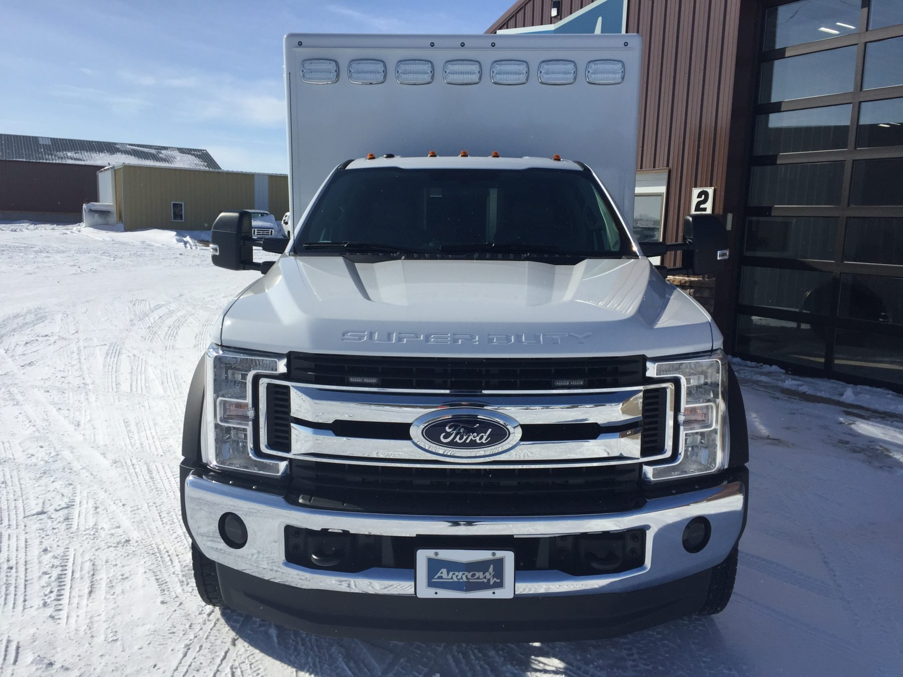 2019 Ford F450 4x4 Heavy Duty Ambulance For Sale – Picture 7
