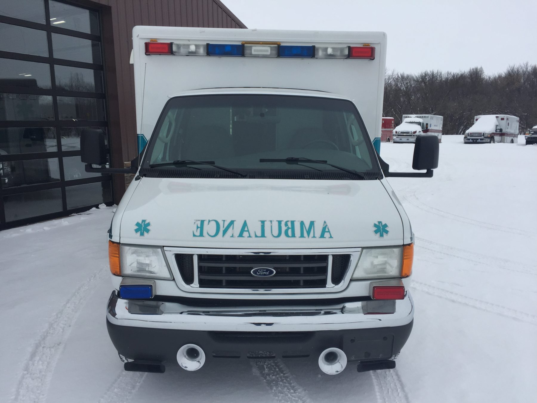 2006 Ford E450 Type 3 Ambulance For Sale – Picture 7